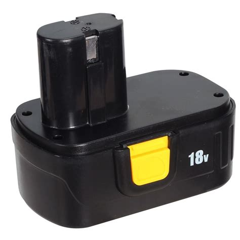 Battery Pack For Table L by Trades Pro 18 Volt Replacement Battery Pack 837211 Ebay