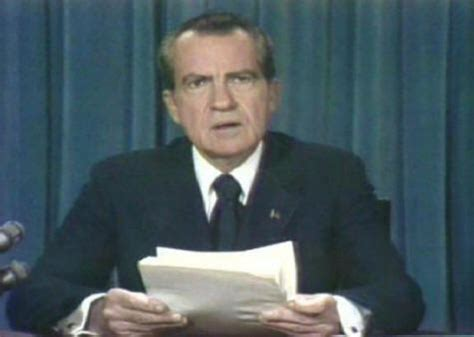 Why Did Richard Nixon Resign The Office Of President by Must To Chavez What The U S Did To Nixon