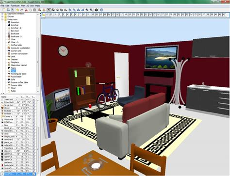 home design studio software sweet home 3d