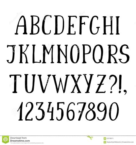 simple typography alphabet www pixshark com images