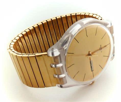 Jam Tangan Swatch Quartz jual swatch dazzling light suok702b original jam tangan
