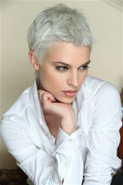 short coiffed hairstyles female executive short hair on pinterest pixie cuts short hairstyles and