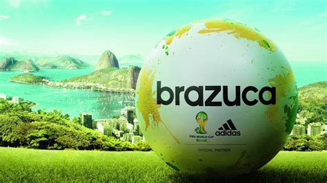 adidas brazuca match ball fifa world cup  wallpapers