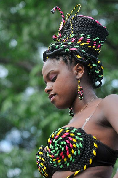 colombian hair styles afro colombian hair braiding messages of freedom in