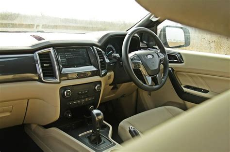 new 2016 ford endeavour review india launch interior