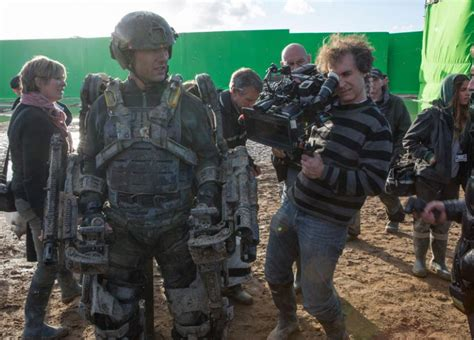 Live Die Repeat live die repeat in quot edge of tomorrow quot panavision