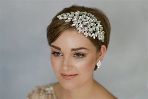 Wedding Hair With Headband by How To Style Wedding Hair Accessories With Hair