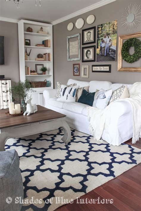why white slipcovers work best with many design styles and