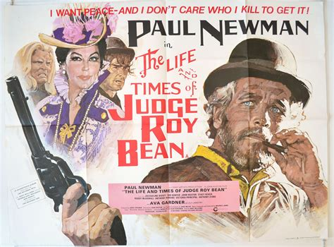 the life and times the life and times of judge roy bean