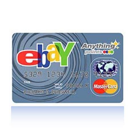 ebay mastercard ebay credit card review
