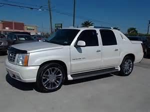 2002 Cadillac Ext Used Vehicles Emmons Motor Company Pasadena Tx Houston