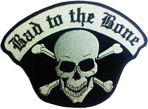 Bad Bones pin bad to the bone skeleton rocker wallpaper wallpapers