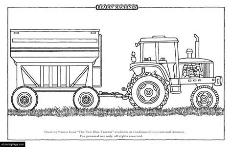 coloring pages of tractor trailers tractor trailer printable coloring page ecoloringpage