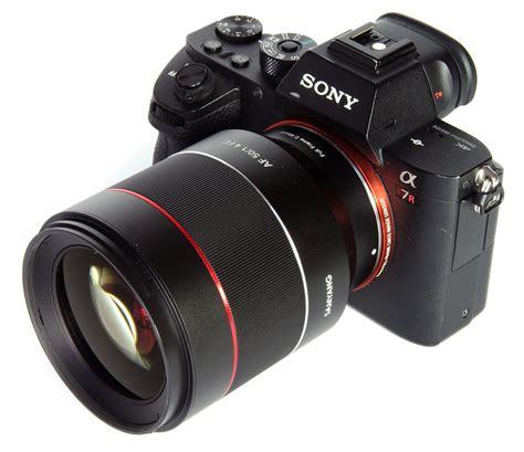 Sony A7 Ii Fe 50mm F1 8 samyang af 50mm f 1 4 fe review