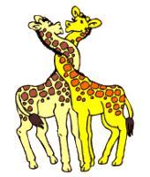 imagenes de jirafas tiernas animadas imagenes animadas de jirafas