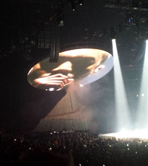 Kanye West Concert Square Garden by 15 Thoughts On Kanye West S Defiant And Nuts