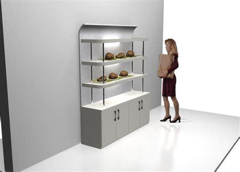 Etalase Rak Roti furniture semarang etalase display roti furniture semarang