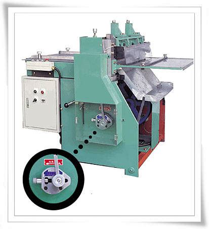 automatic rubber st machine automatic rubber cutting machine from shinchang precision