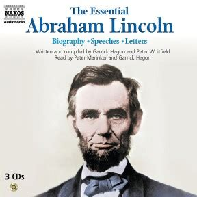 abraham lincoln biography poem abraham lincoln selections naxos audiobooks