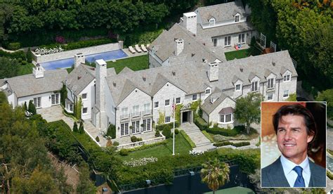 tom cruise house man on a mission tom cruise sells his beverly hills