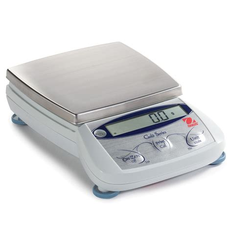ohaus jewelry scales
