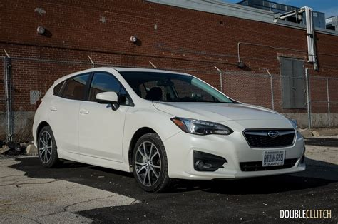 100 2017 Subaru Impreza Hatchback White 5 Cool