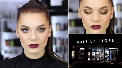Make Up The Shop make up store visit part 2 everyday makeup to a