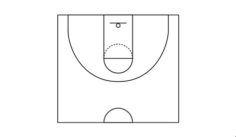 basketball court design template basketball court dimensions template templates resume