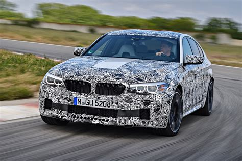 Bmw M5 New by New Bmw M5 Prototype Review Auto Express