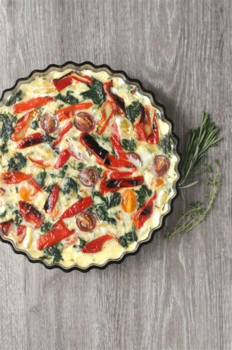 protein quiche egg white quiche with vegetables healthy crustless