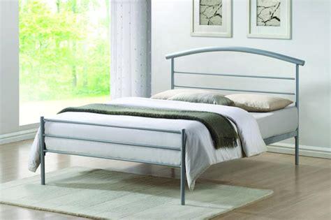 Bed Frame And Mattress Deals Uk Brennington Metal Frame And Mattress Deals From Only 163 199 Beds Direct Warehouse