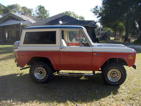 stroppe bronco 1971 ford stroppe bronco for sale in osteen florida