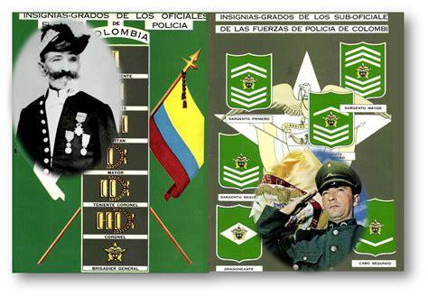 acenso con mobre de plicia nacional 2016 momentos de historia de la polic 237 a nacional de colombia