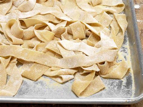 Handmade Pasta Dough Recipe - best 25 pappardelle pasta ideas on