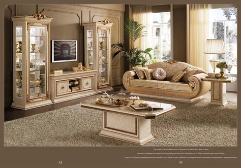 Wohnzimmer Gardinen Set by Leonardo Lounge Arredoclassic Living Room Italy Collections