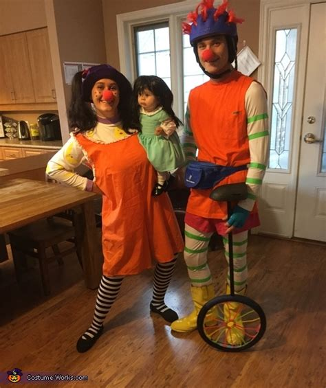 The Big Comfy Couch Family Costume