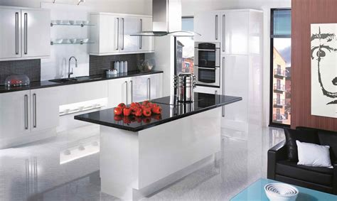 white gloss kitchen ideas fitted kitchens by canterbury kitchens kent fitted kitchens