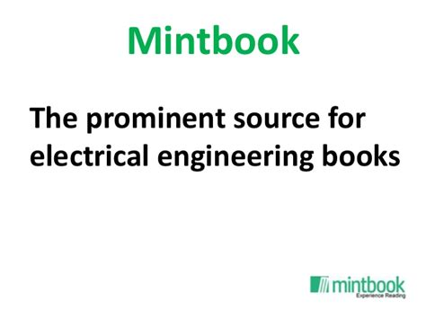 electrical engineering books free electrical engineering books