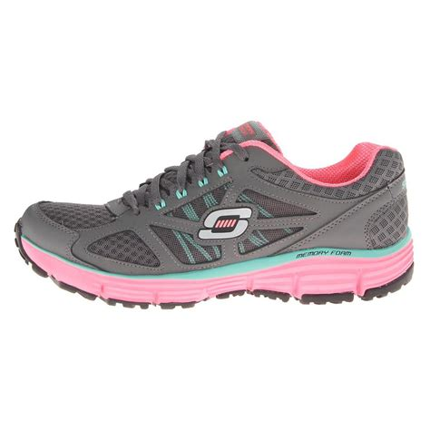 womans athletic shoes skechers women s effect sneakers athletic shoes