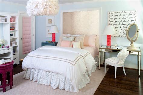 Beautiful Feminine Bedrooms by If I Were Single Bedrooms