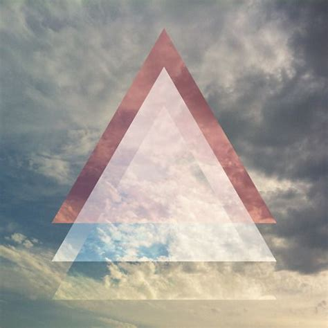 wallpaper tumblr triangle hipster triangle sky coolness pinterest sky pink