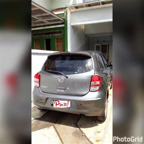 Alarm Mobil Murah dijual mobil nissan march mobilbekas