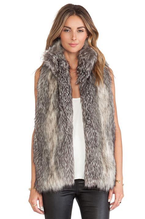 with fur vest faux fur vests for faux fur vests