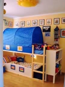 Toddler Boy Beds Ikea Tent Bunk Beds Foter