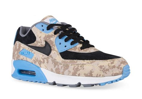 Nike Airmax Camo 01 nike air max 90 digital camo blue beige sneaker bar detroit