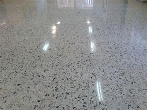 pulir suelo terrazo pulido y acristalado ideas pulir suelos