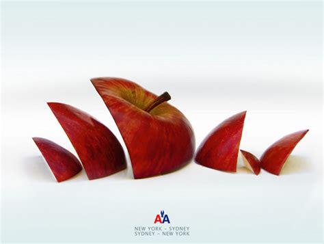 outstanding airplane ads     hongkiat