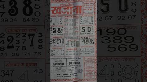 kalyan chart kalyan mumbai chart 29 1 2018 youtube