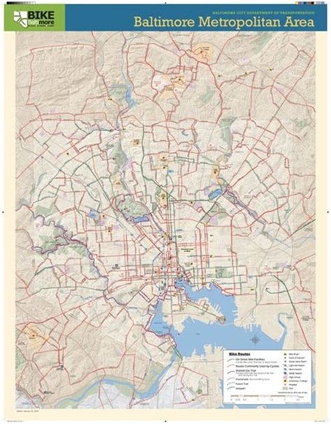 maryland bicycle map baltimore bike map maplets