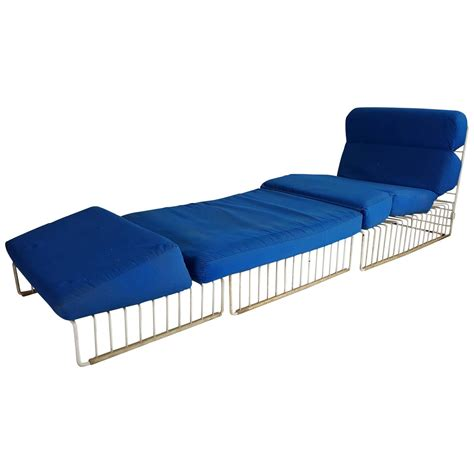mid century modern chaise lounge chairs pair of mid century modern wire iron cage chaise lounge